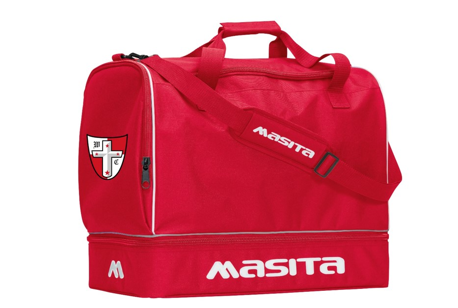 Western Crusaders Forza Sportsbag with Shoe Compartment